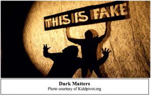 Dark Matters 2