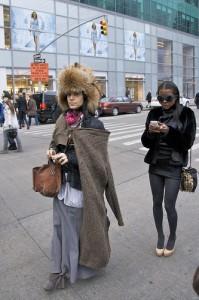 NYC Street Fashion  Photo courtesy Marc Veraart